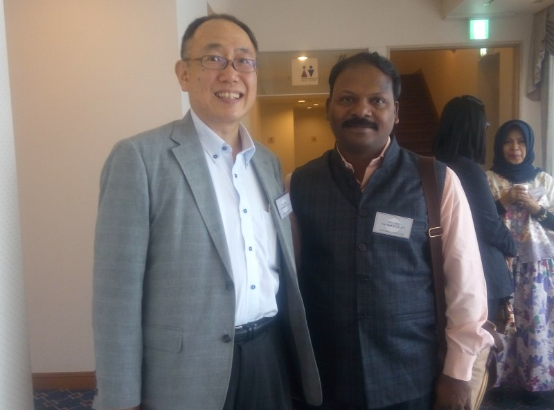 Photos of Interfaith Dialogue and Globalization in Tokyo #49