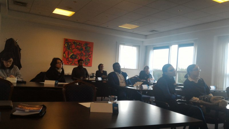Photos of Agroforestry and Forestry Technologies in Amsterdam #46