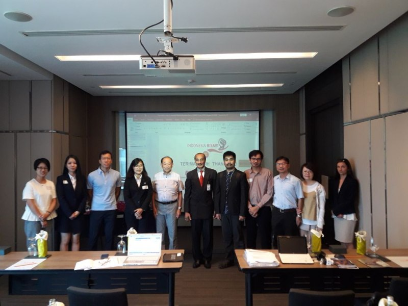 Photos of Earnings Management and Auditing Technology in Bangkok #21