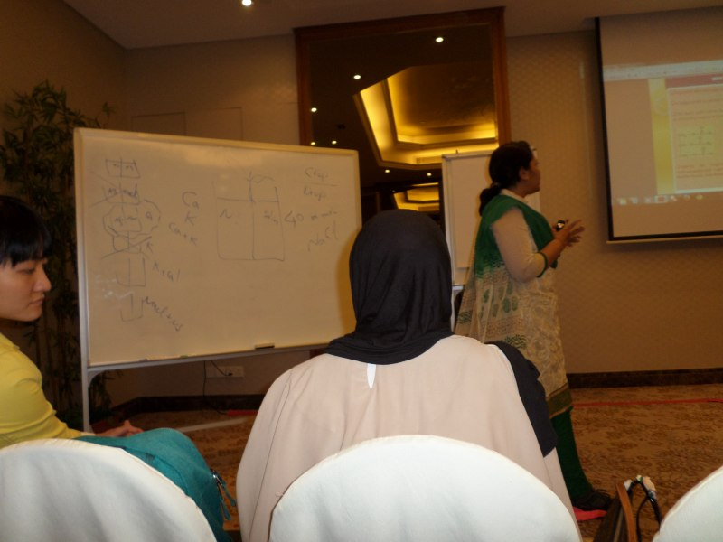 Photos of Teaching Abnormal Psychology in Singapore #2