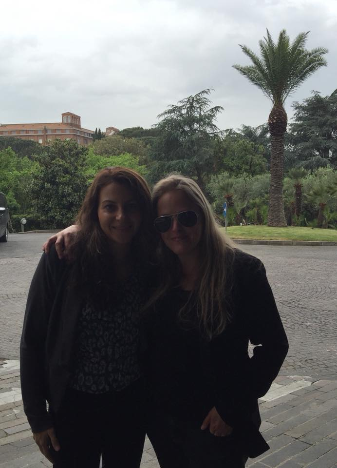 Photos of Humanistic Psychology and Women in Rome #50