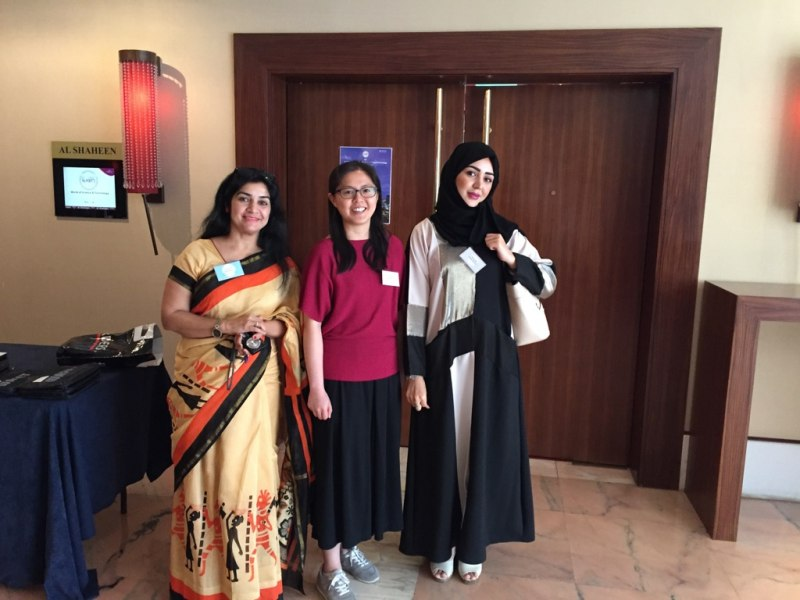 Photos of Recent Advances in Organic, Bioorganic and Medicinal Chemistry in Dubai #9
