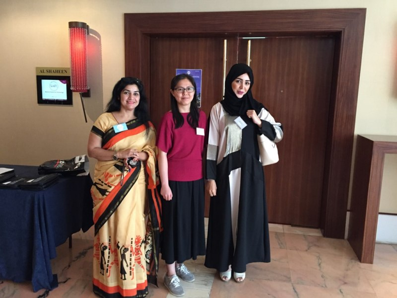 Photos of Recent Advances in Organic, Bioorganic and Medicinal Chemistry in Dubai #4