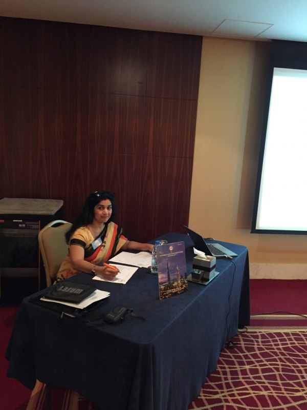 Photos of Environmental Geoscience, Geoecology and Geochemistry in Dubai #20