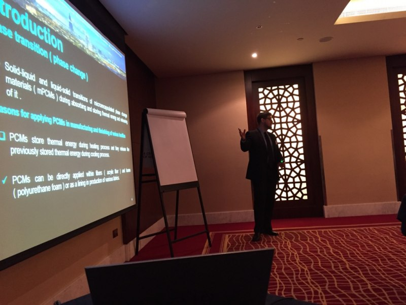 Photos of Environmental Geoscience, Geoecology and Geochemistry in Dubai #19