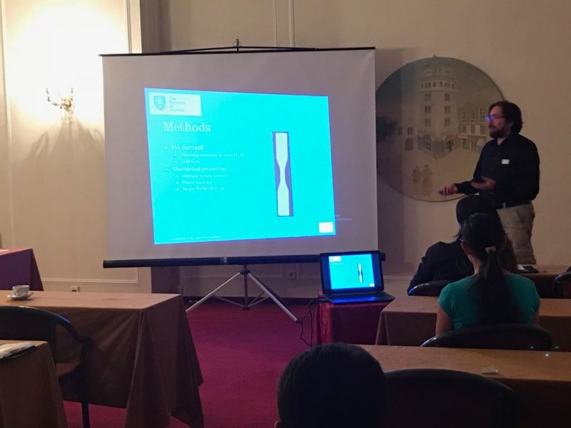 Photos of Application of Shape Memory Alloys in Civil Engineering in Prague #35
