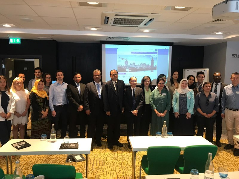 Photos of Chinese Language Pedagogy and Technology in London #41