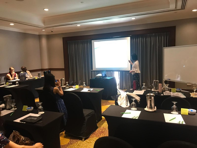 Photos of Element Methods for Material Modeling in Singapore #45
