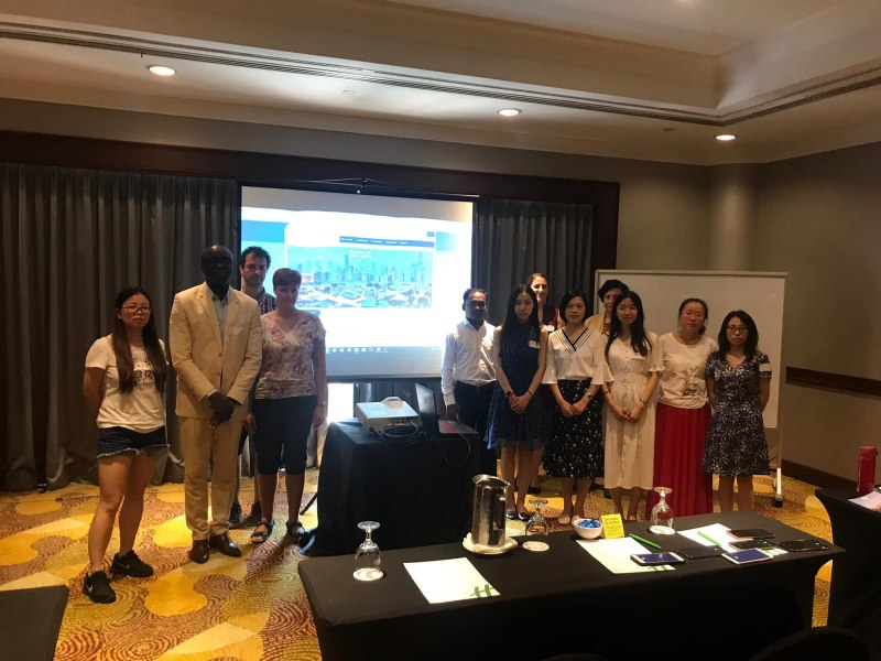 Photos of Adaptive Educational Technology Systems and Adaptive Dialogue Systems in Singapore #38
