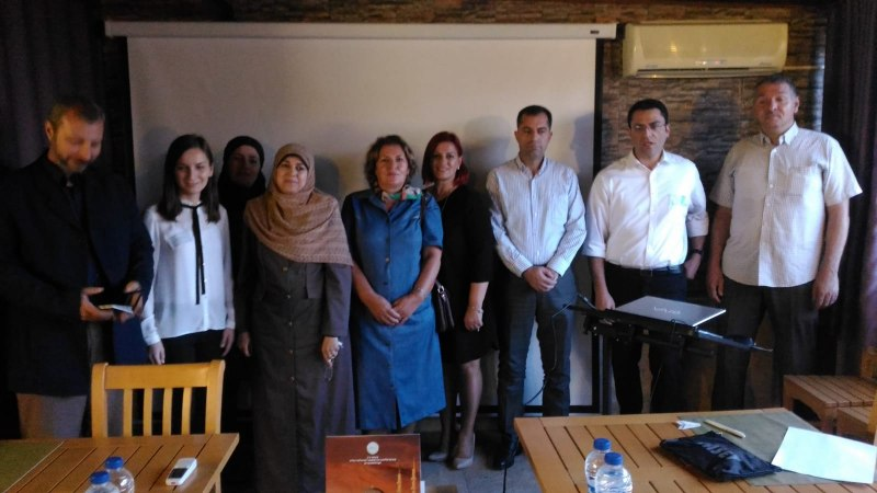Photos of Mathematical and Theoretical Biology in Istanbul #2