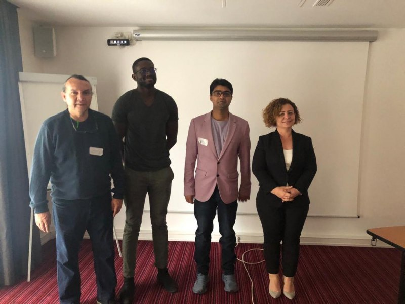 Photos of Biomedical Signal Analysis Methods and Applications in Paris #2