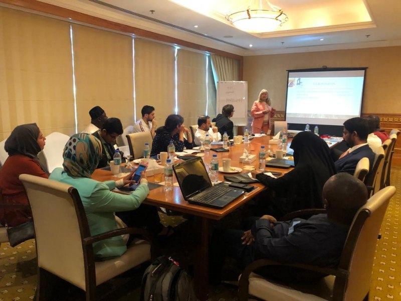 Photos of Web Usability, Design Process and Evaluation in Dubai #9