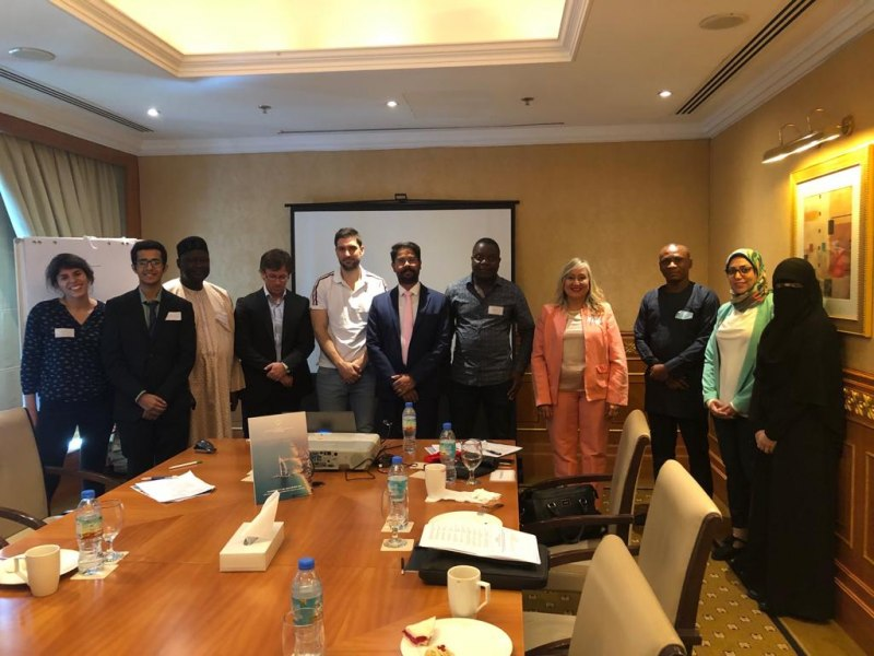 Photos of Biomimetic Material Synthesis and Oxidation Catalysis in Dubai #12