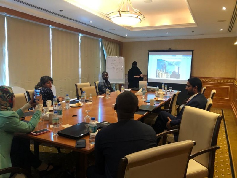 Photos of Biomimetic Material Synthesis and Oxidation Catalysis in Dubai #11