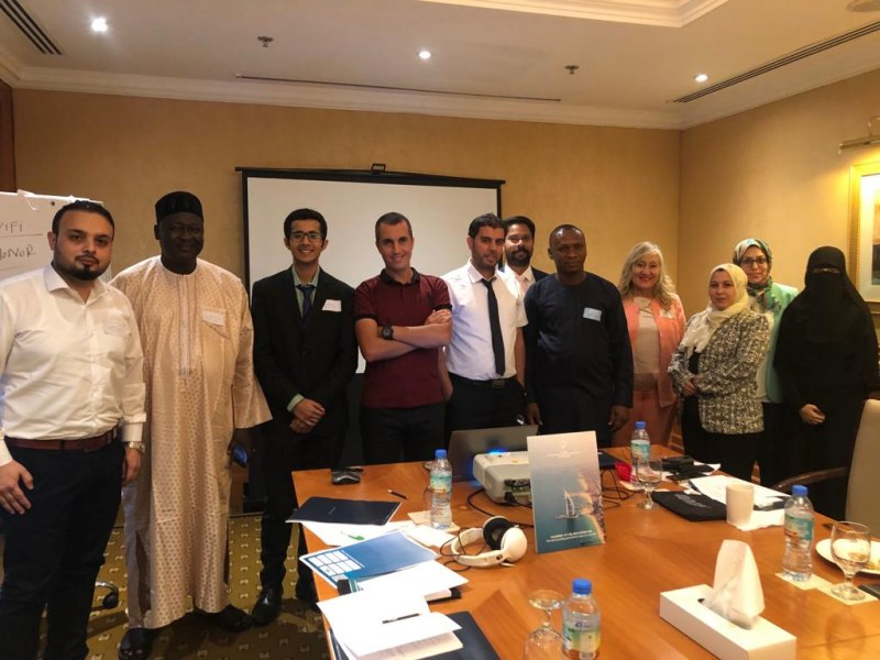 Photos of Technologies and Humanities for Smart Cities and Open Data in Dubai #6