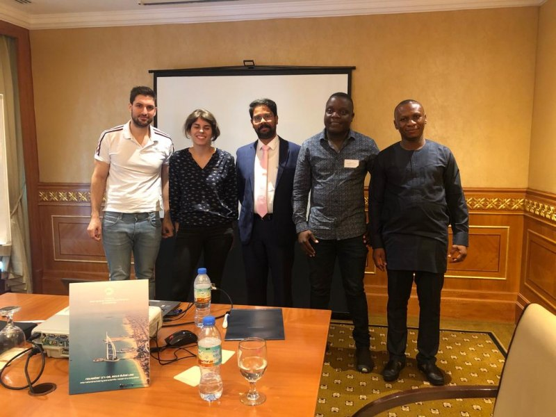 Photos of Biomimetic Material Synthesis and Oxidation Catalysis in Dubai #9