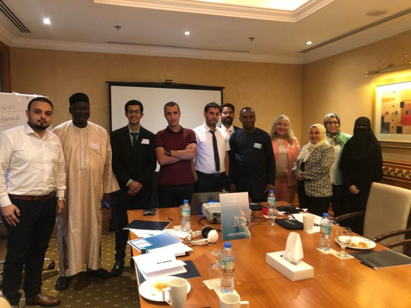 Photos of Technologies and Humanities for Smart Cities and Open Data in Dubai #4