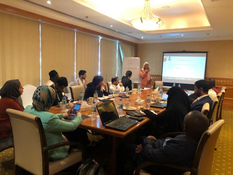 Photos of Biomimetic Material Synthesis and Oxidation Catalysis in Dubai #5