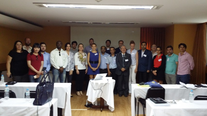Photos of Quantum Control Engineering, Stability and Feedback in Rio de Janeiro #19