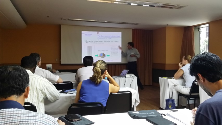 Photos of Quantum Control Engineering, Stability and Feedback in Rio de Janeiro #18