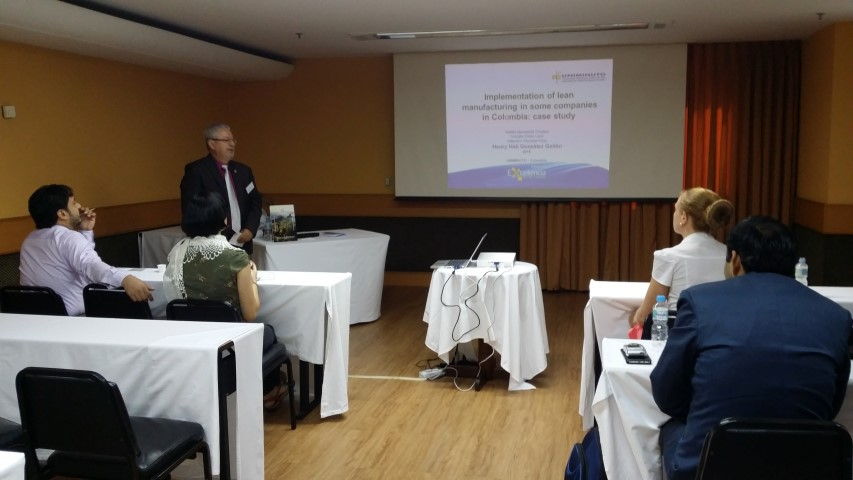 Photos of Quantum Control Engineering, Stability and Feedback in Rio de Janeiro #15