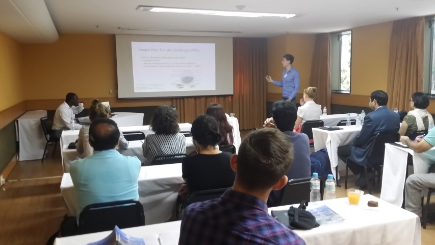 Photos of Quantum Control Engineering, Stability and Feedback in Rio de Janeiro #14
