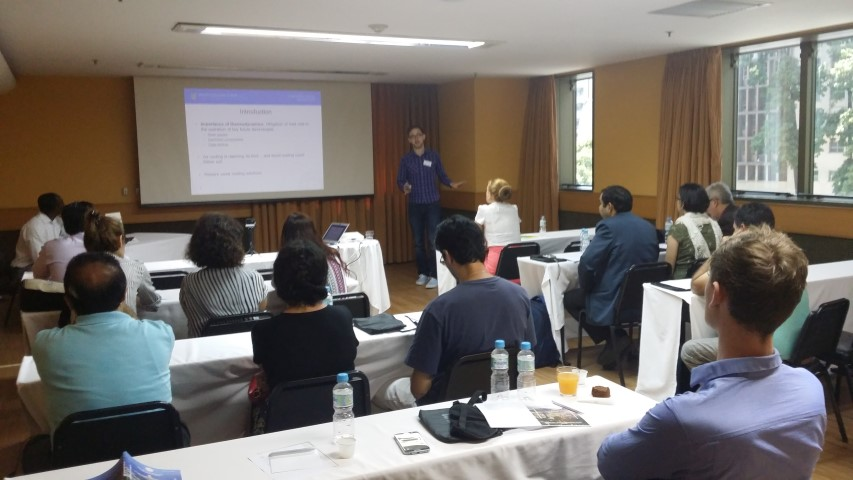 Photos of Quantum Control Engineering, Stability and Feedback in Rio de Janeiro #13