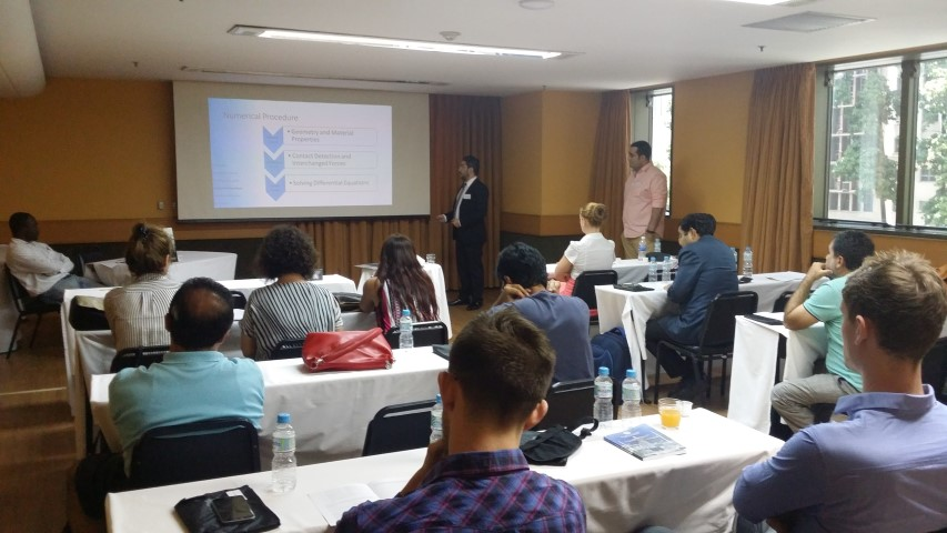 Photos of Quantum Control Engineering, Stability and Feedback in Rio de Janeiro #10