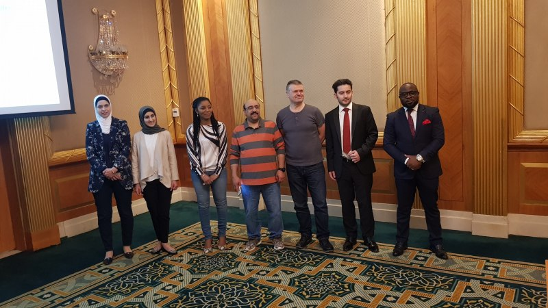 Photos of Biomimetic Material Synthesis and Oxidation Catalysis in Dubai #4