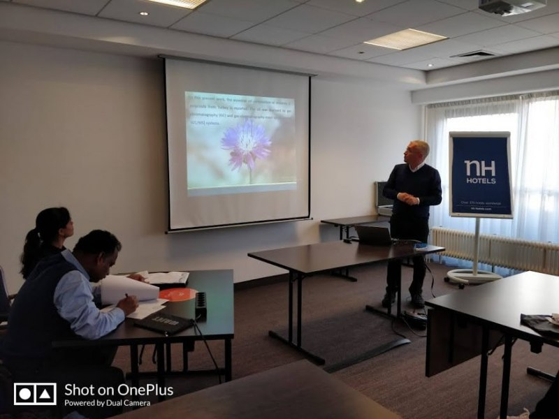 Photos of Network Reliability Measurement and Analysis in Amsterdam #3